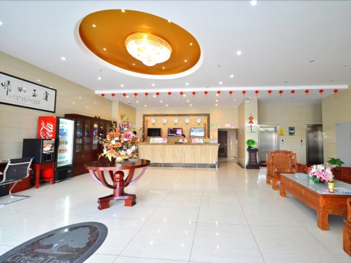 GreenTree Inn WuXi DongTing Leather City Express Hotel, Wuxi