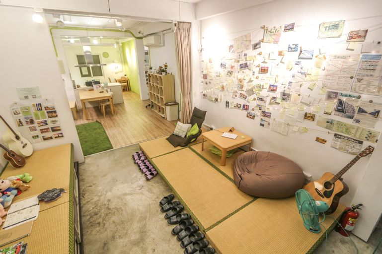T-Life Hostel, Taichung