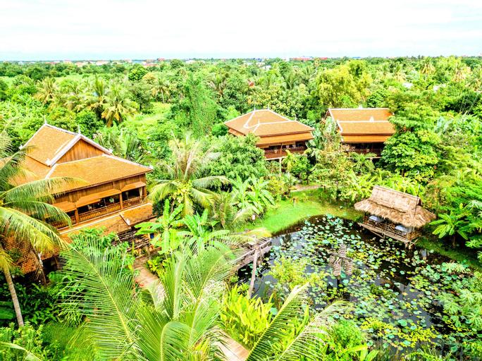 Maisons Wat Kor, Svay Pao