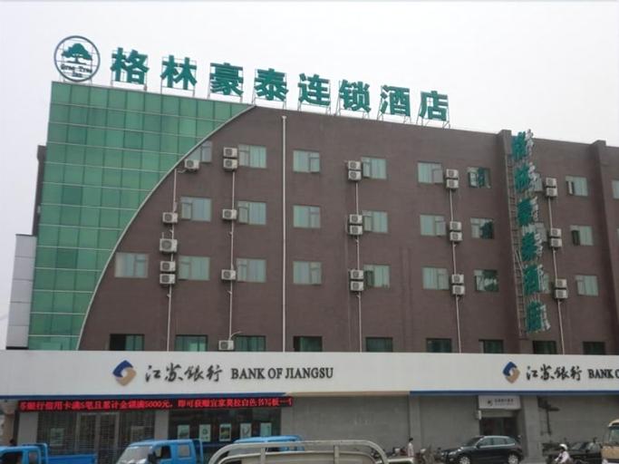GreenTree Inn Nantong Tongzhou District Pingchao Bus Station Express Hotel, Nantong