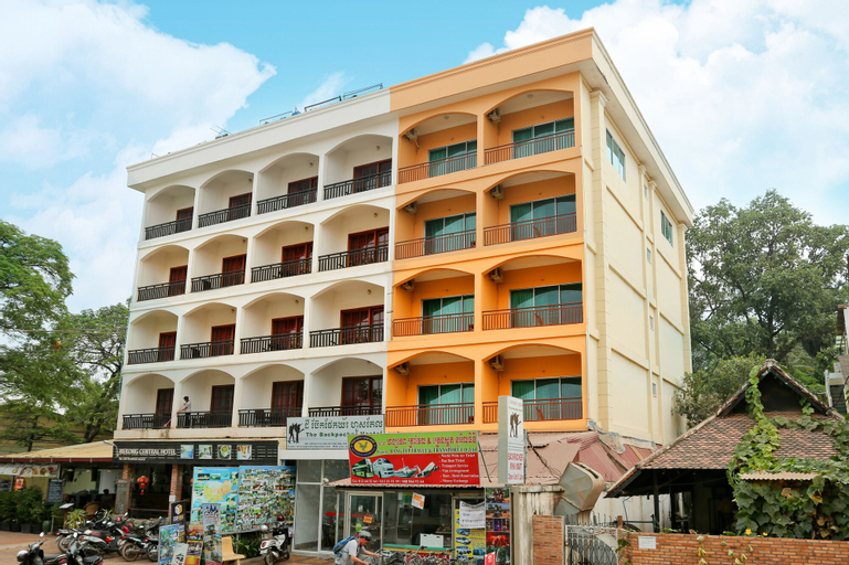 Hang Tep Hostel, Siem Reab