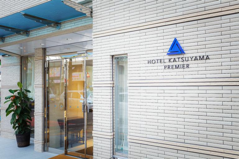 Business Hotel Katsuyama, Matsuyama
