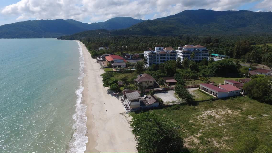 3-Bedroom Khanom Beach Residence Condo - Seaview, Khanom