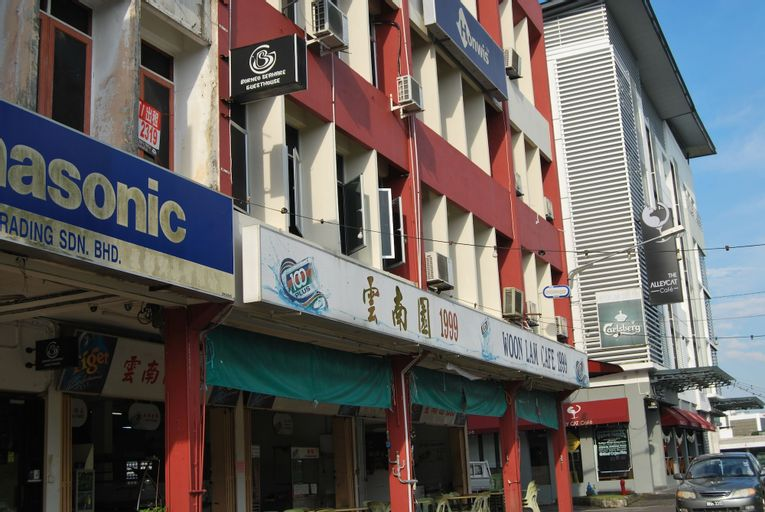 Borneo Seahare Guesthouse - Hostel, Kuching