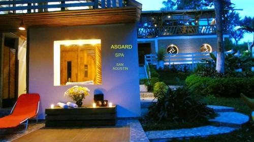 Asgard, San Agustín