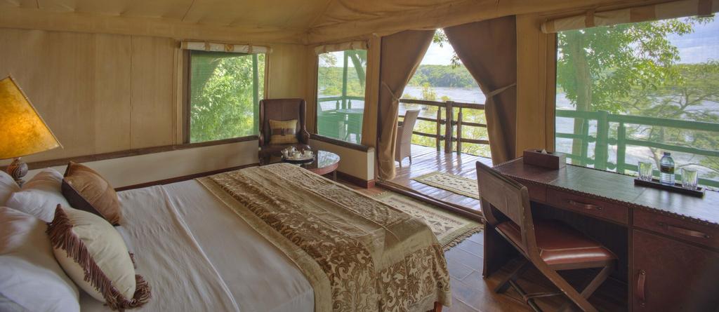 Chobe Safari Lodge, Nwoya