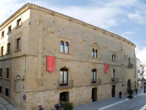 Hotel Palacio de Los Salcedo, Jaén
