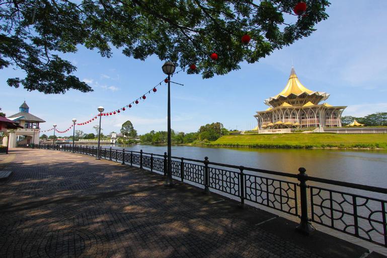 Place2Stay Business Hotel @ Metrocity, Kuching