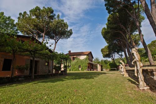 Casale del Passatore, Viterbo