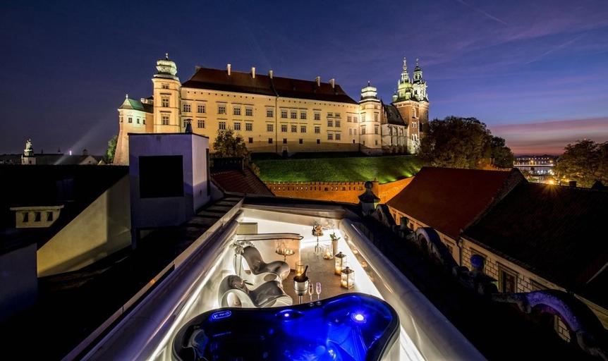 Kanonicza 22, Kraków City