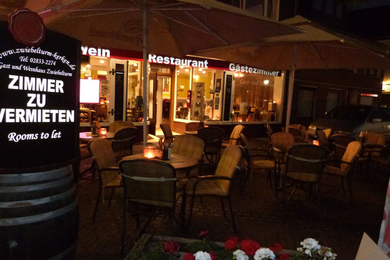 Gast-und Weinhaus Zwiebelturm, Kleve
