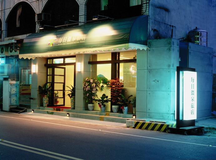 Everyday Hot Spring Hotel, Yilan