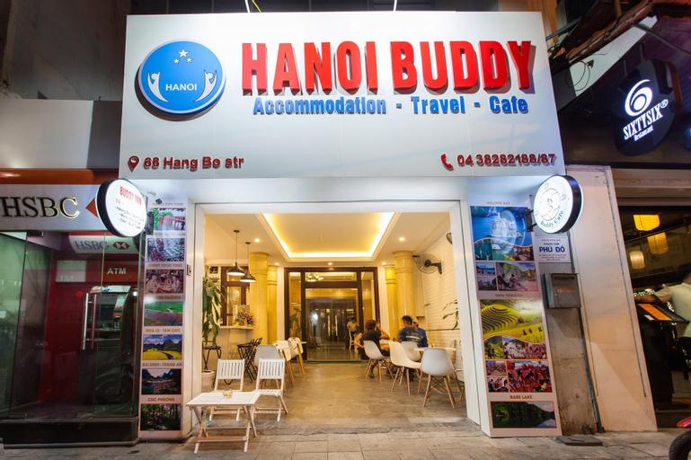 Hanoi Buddy Inn & Travel, Hoàn Kiếm