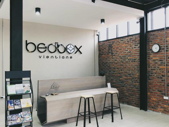 Bedbox Vientiane Hostel, Chanthabuly