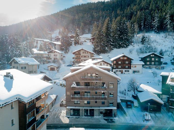 Chalet Piz Buin, Prättigau/Davos