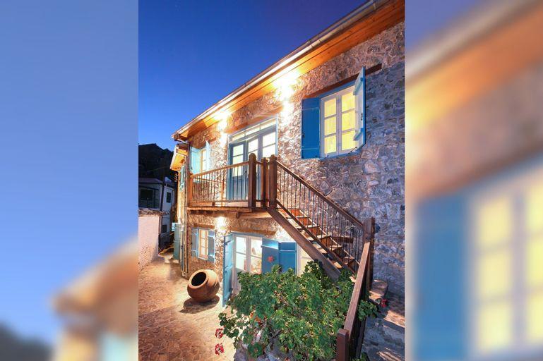 Kalopanayiotis 1-bedroom Cottage,