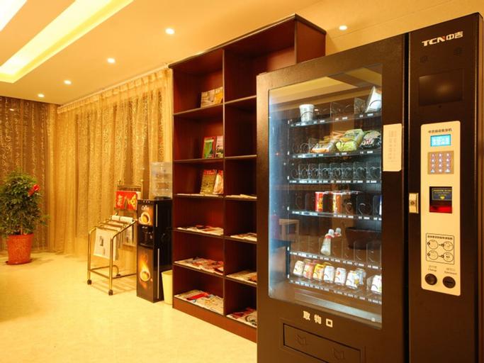 GreenTree Inn TaiZhou JingJiang ZhongZhou Road Sunshine International Business Hotel, Taizhou