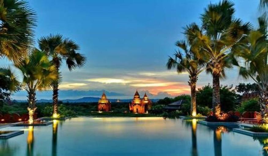 Aureum Palace Resort Bagan, Myingyan