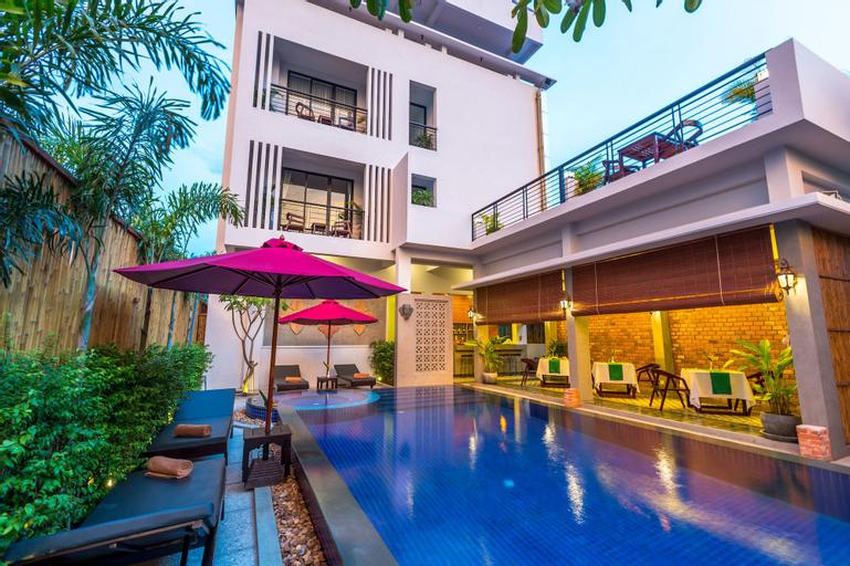 Silver Palms Residence, Siem Reab