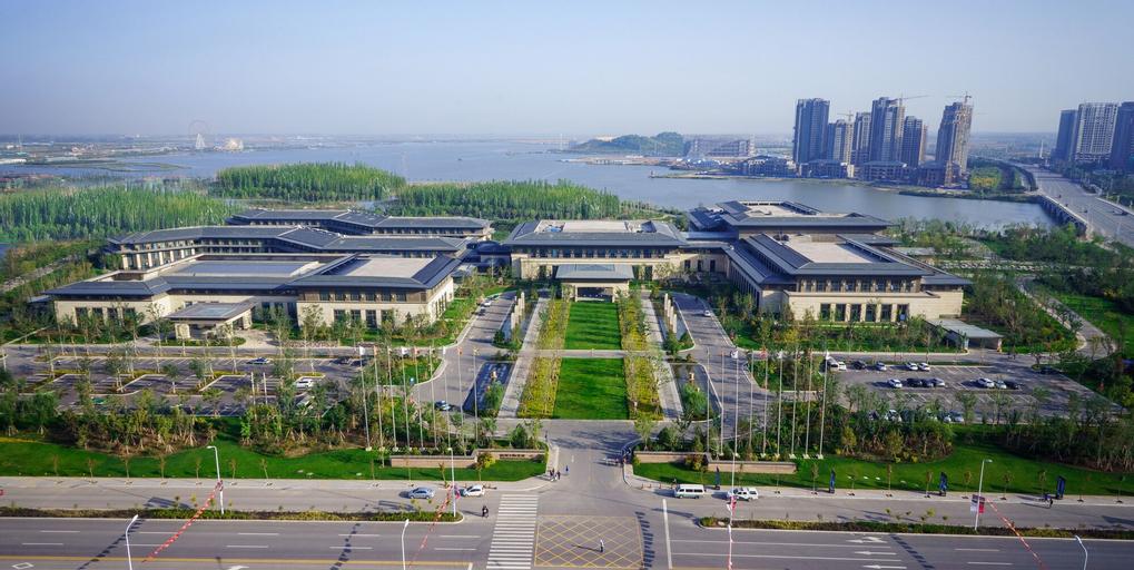 Yinchuan International Convention Centre, Yinchuan