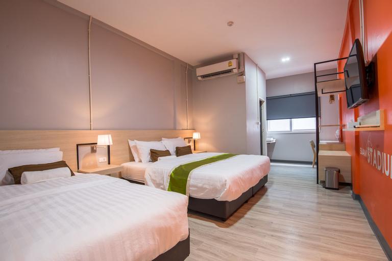 Siam Stadium Hostel, Pathum Wan