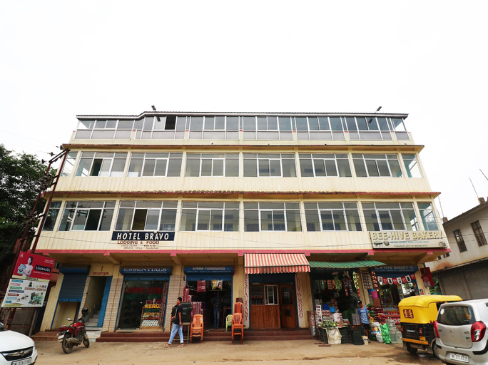 OYO 41968 Hotel Bravo, Dimapur