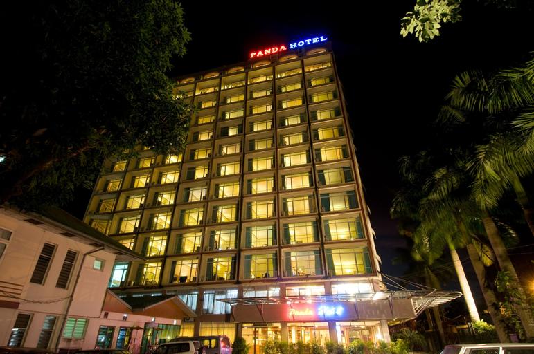 Panda Hotel, Yangon-W