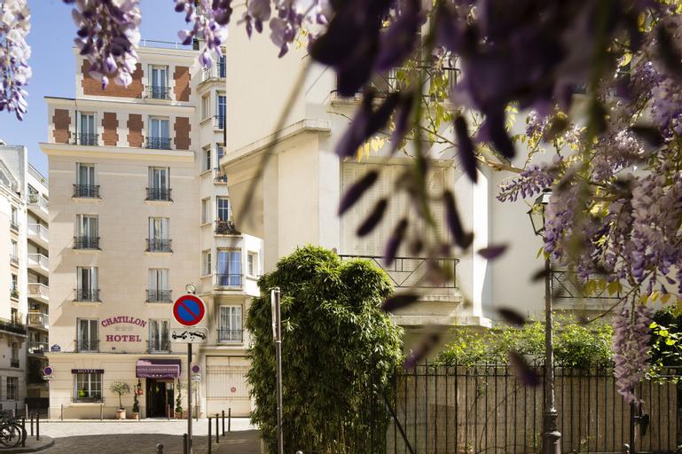 Hotel Chatillon Paris Montparnasse, Paris