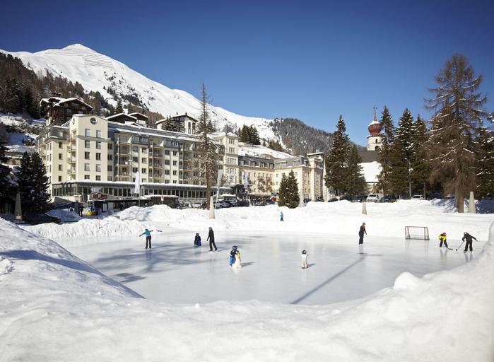 Hotel Seehof Davos, Prättigau/Davos