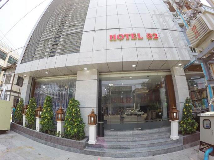 Hotel 82, Mandalay