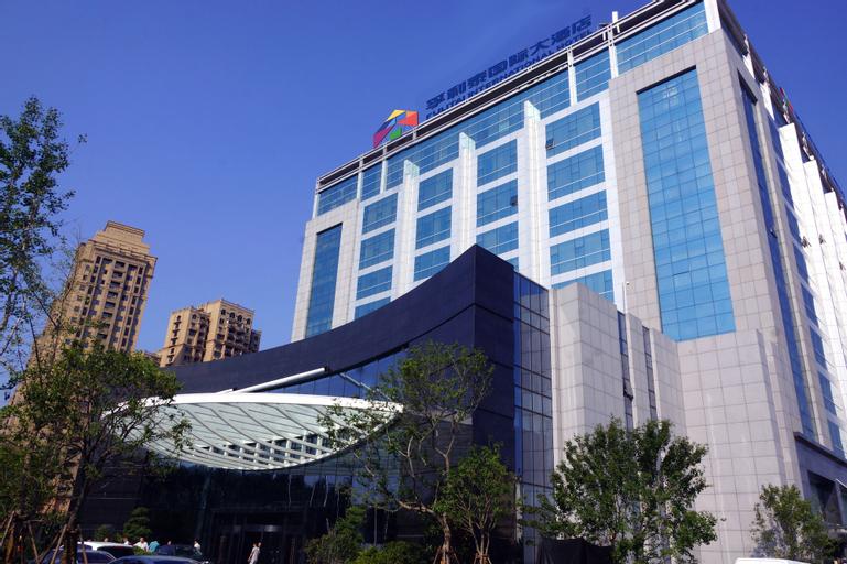 Yantai Meiya International Apt. Hotel, Yantai