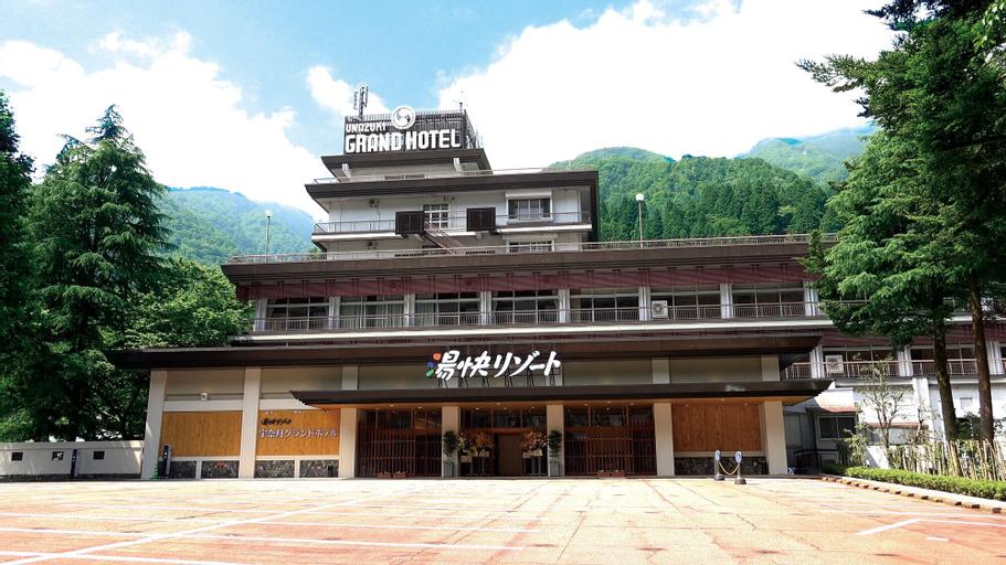 Yukai Resort Unazuki Grand Hotel, Kurobe