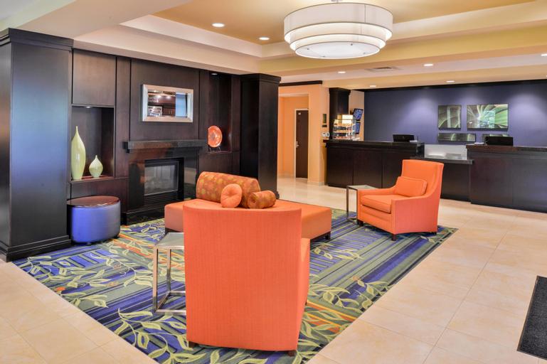 Fairfield Inn & Suites Tacoma Puyallup, Pierce