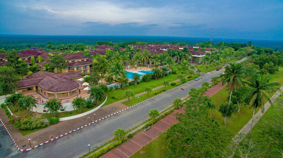Ibom Hotel & Golf Resort, Uruan