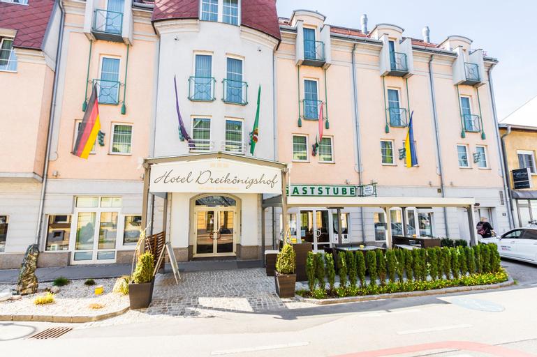 Familie Hopfeld - Hotel Dreikönigshof, Korneuburg