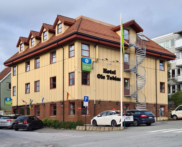 Comfort Hotel Ole Tobias, Rana