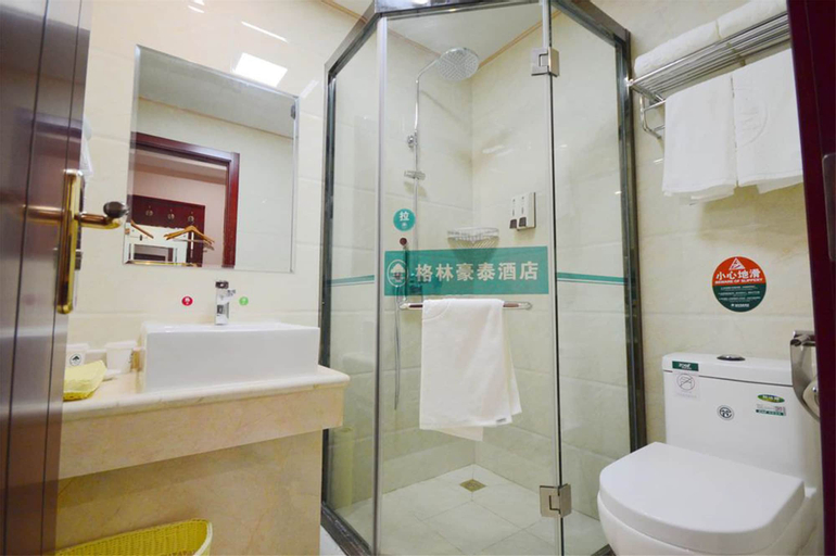 GreenTree Inn Dalian Ganjingzi District Dongwei Road Subway Station Hotel, Dalian