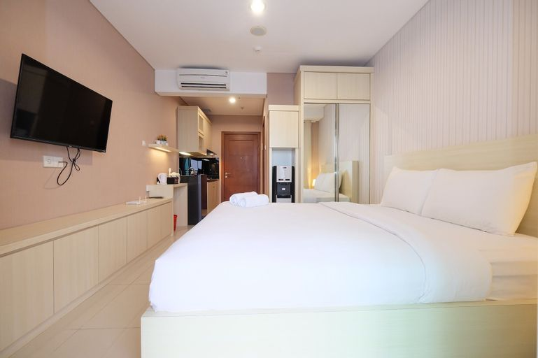 City View Studio Thamrin Executive Residence Near Thamrin, Central Jakarta