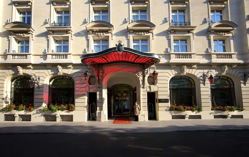 Le Royal Monceau Raffles Paris, Paris