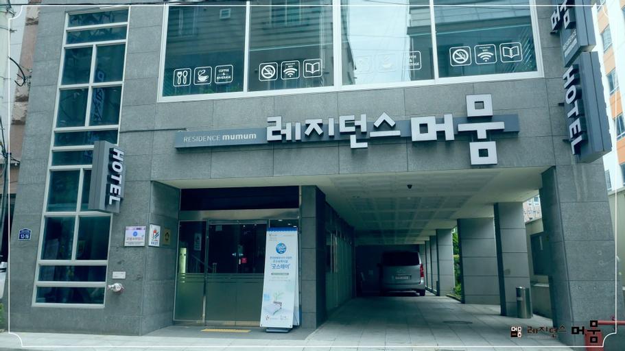 Residence Mumum Hotel, Busanjin