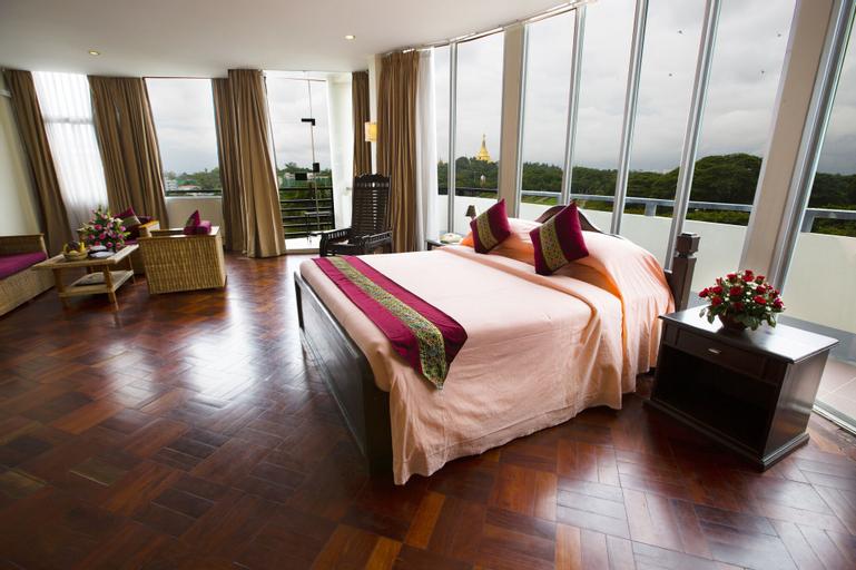 My Hotel, Yangon-W