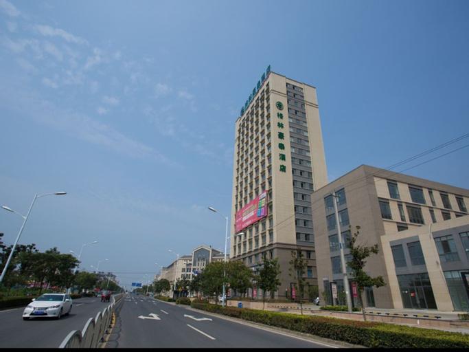GreenTree Inn GuangDe County ZhongYang LeCheng Hotel, Xuancheng