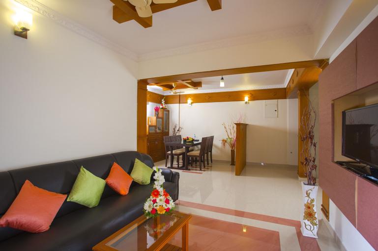 Atlas Airport Hotel Apartments, Ernakulam