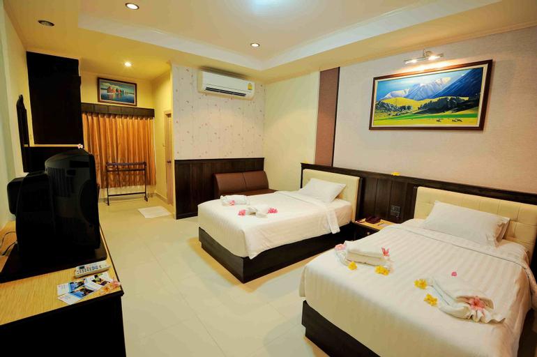 Villa Wanida Garden Resort, Bang Lamung