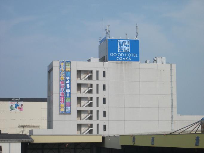 GO·OD HOTEL OSAKA - Adult only, Toyonaka