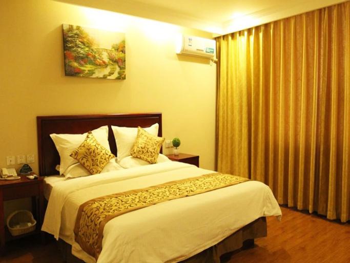 GreenTree Inn ZhangJiaKou XiaHuaYuan District XinChen Road Express Hotel, Zhangjiakou