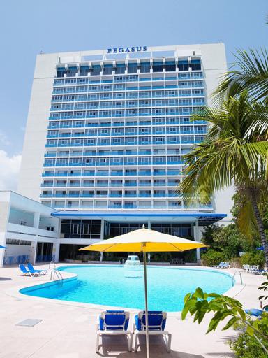 The Jamaica Pegasus Hotel,
