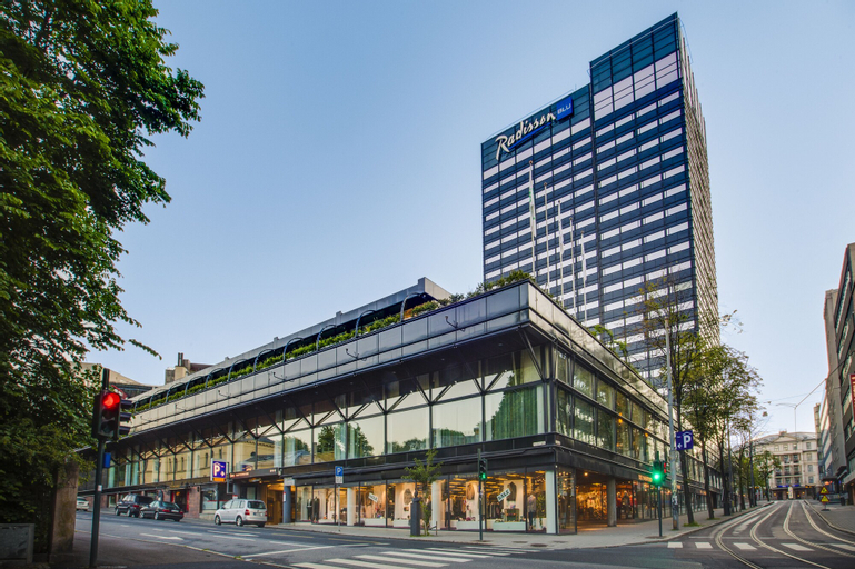 Radisson Blu Scandinavia Hotel, Oslo, Oslo