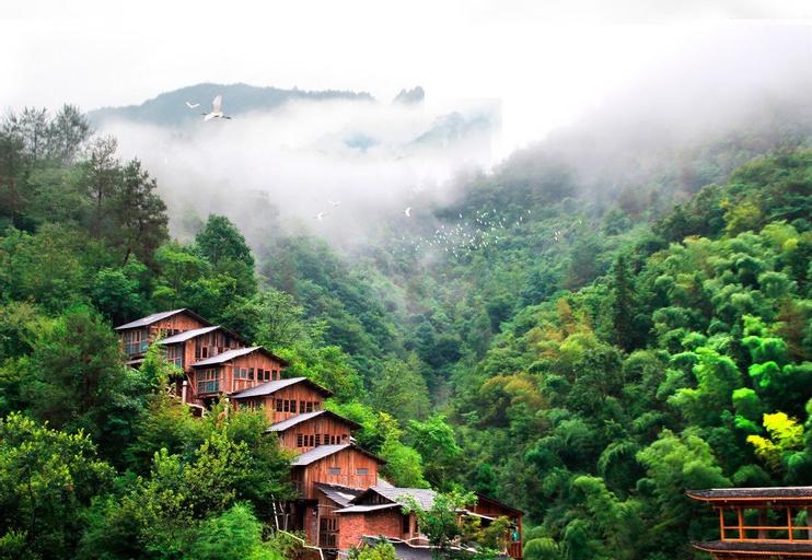Wind Wood inn, Zhangjiajie