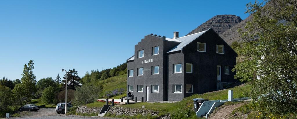 Ráðagerði Guesthouse, Vesturbyggð